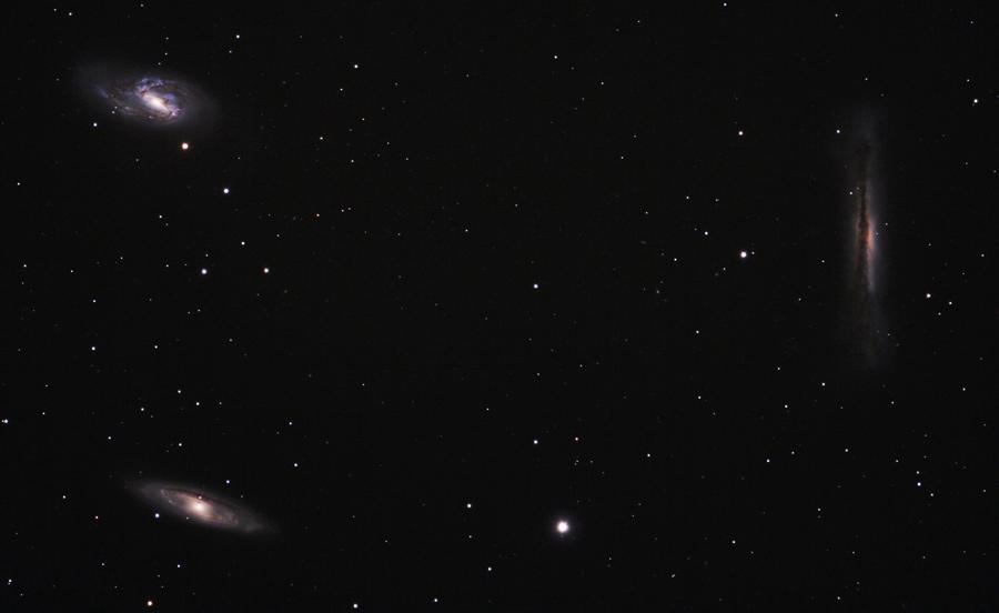 M65/66/NGC3628