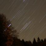 Sternspuren 19.10.2012 / A.-M. Deckwerth