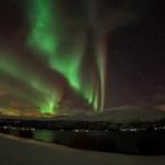 Polarlicht / 12.2013 / Tromsö (Norwegen) / A. Kalz