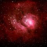 Lagunennebel (M8) / 21.7.2015 / 45cm-Teleskop f/3.8 / R. Klemm