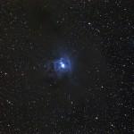 Irisnebel (NGC7023) / 5.11.2015 / TMB 15cm-Apochromat f/7.9, Canon Eos 6d, ISO1600, 14x5 Min. / F. Steimer