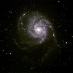 M101 26.5.2016 / 45cm-Newton-Teleskop f/3.8, SBIG STF8300 M, L/R/G/B  je 3x7 Min. / R. Klemm