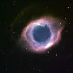 Helixnebel (NGC7293) / 24.9.2016 / 45cm-Newton-Teleskop f/3.8, SBIG STF8300 M, H-alpha 2x20 Min., L/G/B je 3x10 Min. / R. Klemm