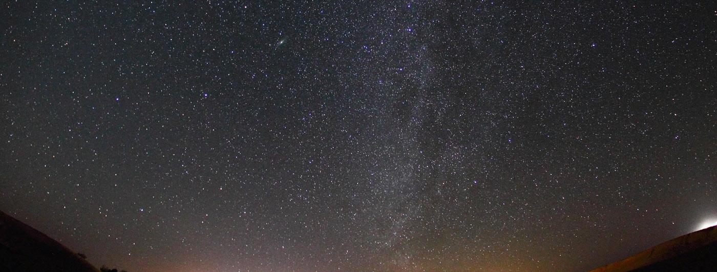 Schau mal in die Sterne!