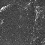 Cirrusnebel (NGC6960-95) / 15.11.2018 / Refraktor 72/330mm, ASI1600MMC, H-Alpha-Filter, 110 Min. / F. Steimer