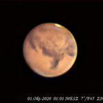 2020-10-01 / Mars / Starfire 180 - Barlowlinse / R.Klemm